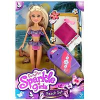 Đồ Chơi Búp Bê SPARKLE GIRLZ Bãi Biển Mùa Hè SP24778