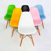 Ghế nhựa đúc các màu