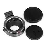 Ngàm Chuyển Tự Động Lấy Nét Viltrox EF-FX1 Cho Canon EF/EF-S Sang Fuji X-T1 X-T2 X-T10