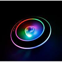 Quạt tản nhiệt CPU Leto RGB - Led đảo màu tự động - Hàng nhập khẩu
