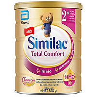 Sữa bột Similac Total Comfort 2+ (820g)