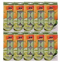 Combo 10 hộp nến tealight thơm cao cấp NYCandle FtraMart