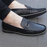 Giày Lười Nam Da Bò Mã GL-33