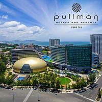 Pullman Vũng Tàu Hotel 5* - Buffet Sáng, 02 Hồ Bơi, Bãi Biển Bãi Sau, Ngay Trung Tâm Thành Phố
