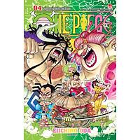 """One Piece - Tập 94 - """"Giấc Mơ Của Những Chiến Binh"""" (Bìa Gập)"""