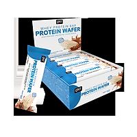 Whey Protein Bar viị Yoghurt Vanilla QNT