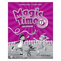 Magic Time 1: Workbook