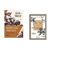Combo 2 cuốn sách: Từ điển chức quan Việt Nam + Sát Thát & Ông Cha Ta Đánh Giặc Thế Nào