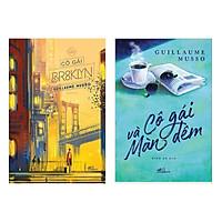 Combo 2 Cuốn Tiểu Thuyết Đặc Sắc: Cô Gái Và Màn Đêm + Cô Gái Brooklyn (Top Những Cuốn Tiểu Thuyết Bậc Thầy Của Văn Học Pháp - Tặng Kèm Bookmark Green Life)