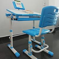 Combo bộ bàn, ghế học sinh thông minh chống gù, chống cận cho trẻ