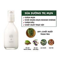 Sữa dưỡng da giảm mụn chiết xuất tràm trà Aromatica Tea Tree Balancing Emulsion 100ml