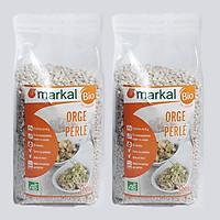 Hạt lúa mạch ngọc trai hữu cơ Markal 500g (Ý dĩ)