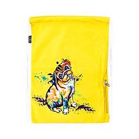 Túi Dây Rút XOX Backpack Pug Dog