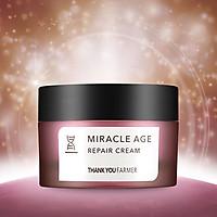 Kem dưỡng da chống lão hoá Thank You Farmer Miracle Age Repair Cream 50ml