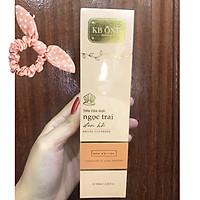 Sữa Rửa Mặt Trắng Da, Ngừa Mụn Ngọc Trai Đàn Hồi KB One (100ml) - Tặng Cột Tóc Nữ Tính Ngẫu Nhiên