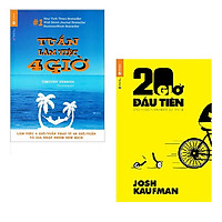 Bộ 2 cuốn bí kíp học tập và làm việc hiệu quả: Tuần Làm Việc 4 Giờ - 20 Giờ Đầu Tiên