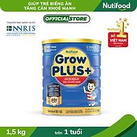 Sữa bột GrowPLUS+ trên 1 tuổi Xanh 1.5kg