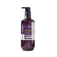 Dầu xả phục hồi siêu mượt tóc cao cấp Lusstaly Vitamin Collagen Volumizing Repair Conditioner 500ml