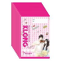 Lốc 10 Tập (Vở) Kẻ Ngang Dream KLONG 857