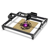 TwoTrees 5.5W Laser Engraver CNC Laser Engraving Cutting Machine DIY Laser Marking Desktop Carving Machine 40x30cm