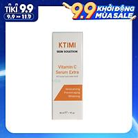 Serum dưỡng trắng  Ktimi Vitamin C Serum 30ml