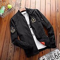Áo khoác nam vải Kaki Cao Cấp,Siêu Đẹp M.O.N Boutique _ MB02