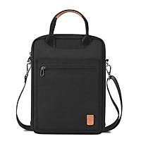 """Túi xách tay chống sốc dành cho Laptop. Macbok 13""""-M400 (có dây đeo chéo)"""