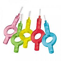 Bộ 5 Bàn Chải Kẽ Răng 5 Kích Cỡ Curaprox CPS 150 Prime Handy