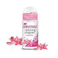 Lăn khử mùi trắng da Gervenne Pink Lily 50gr
