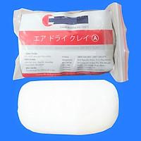 Đất Sét tự khô Nhật Bản Air Dry Clay 1KG Làm Hoa Đất, Tượng Chibi, Mô Hình