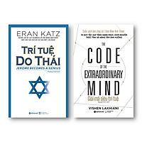 Combo Sách: Trí Tuệ Do Thái + Giải Mã Siêu Trí Tuệ