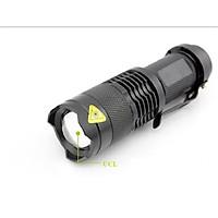 Đèn pin mini cầm tay siêu sáng Q5 ( Đã kèm pin và sạc )