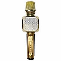 Micro Karaoke Kèm Loa Bluetooth SD10 Có Khe cắm Thẻ nhớ và USB (Tặng kèm USB 4Gb)