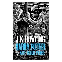 Harry Potter Part 6: Harry Potter And The Half-Blood Prince (Hardback) (Harry Potter và Hoàng Tử Lai) (English Book)