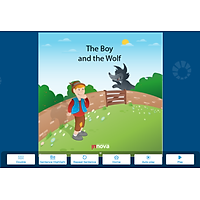 [E-BOOK] i-Learn Smart Start 1 Truyện đọc - The Boy and the Wolf