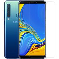 Miếng dán kinh cường lực cho Samsung Galaxy A9 2018 / A9 Star / A9s hiệu Nillkin (độ cứng 9H, mỏng 0.33mm, chống dầu, hạn chế vân tay) - Hàng chính hãng