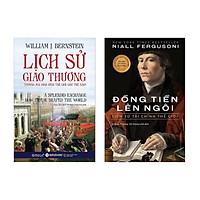 Combo Sách Sử Học Kinh Tế: Lịch Sử Giao Thương + Đồng Tiền Lên Ngôi