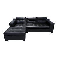 Sofa Chữ I Cánh Phải Juno Ellen 240 x 155 x 78 cm (Đen)