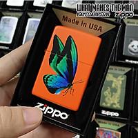 Bật Lửa Zippo 231 Butterfly