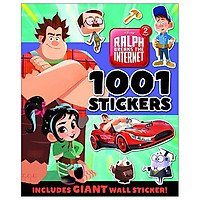 Disney - Wreck It Ralph 2: 1001 Stickers (1001 Stickers Disney)