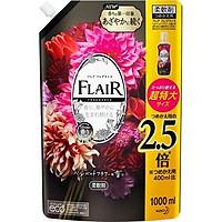 Nước xả vải KAO Flair Fragrance Velvet Flower