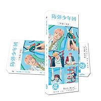 Hộp ảnh Bookmark bts mẫu hộp xanh Answer thiết kế độc đáo