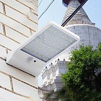 Đèn led năng lượng mặt trời thương hiệu New Life NT16- 36 chip led- pin 2200mah- Màu ngẫu nhiên- Hàng chính hãng