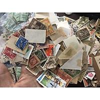 Combo 100 con tem thế giới khác nhau, nhiều tem hiếm, giao ngẫu nhiên đủ số lượng, tất cả khác nhau