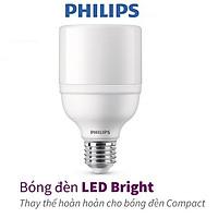 Bóng đèn PHILIPS LED Bright E27-Công suất (9W, 11W, 13W, 15W, 17W) ánh sáng vàng, ánh sáng trắng