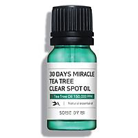 Tinh Dầu Tràm Trà Làm Giảm Mụn và Ngăn Ngừa Mụn Some By Mi 30 Days Miracle Tea Tree Clear Spot Oil 10ml