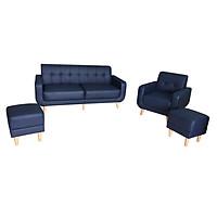 Bộ Sofa Băng Xanh HBSG08 200 x 750 x 850