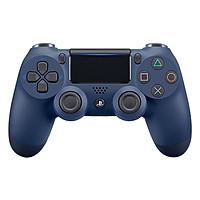 Tay Cầm PlayStation PS4 Sony Dualshock 4 (Màu Xanh Đen) - Hàng Chính Hãng