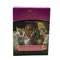 Bộ Bài Bói Tarot Romance Angels Oracle Cards Cao Cấp