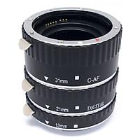 Ống Macro Mở Rộng cho máy ảnh Canon ngàm EF/EFs Tự Động Lấy Nét- Hàng nhập khẩu